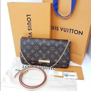 Louis Vuitton Favorite MM Monogram